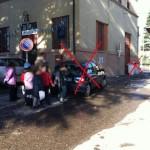 5) Piazza Bai - Via Colombo