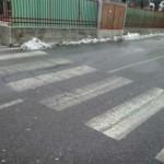1) Via Bollerino - davanti alla scuola