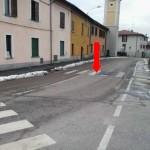 7) Incrocio Via Adua - Via Redipuglia
