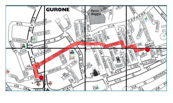 Mappa Oratorio Gurone