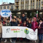 Il Consiglio dei Bambini alla Marcia dei Diritti