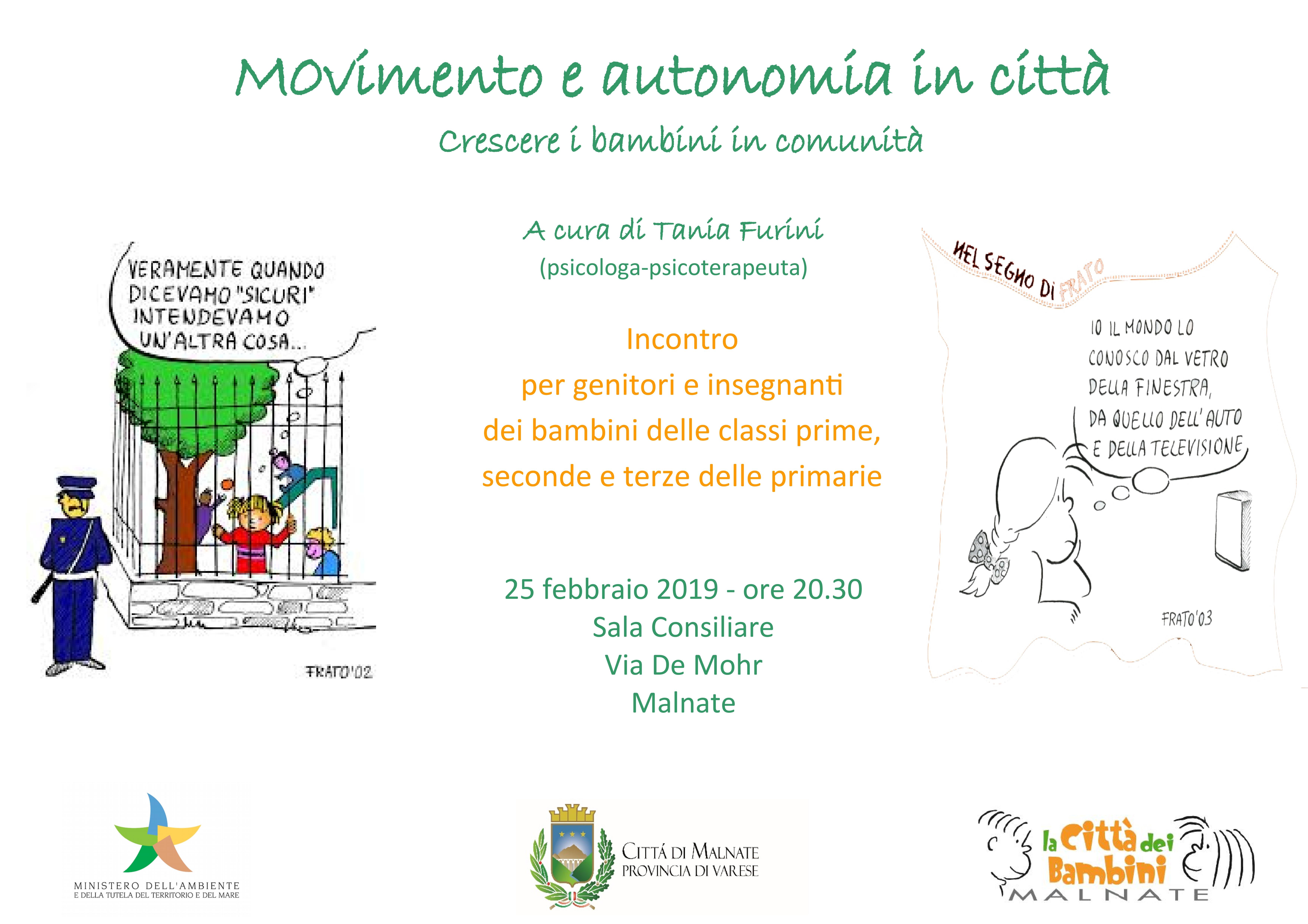 movimento e autonomia in città