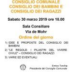 MANIFESTO CC BAMBINI-RAGAZZI 2019
